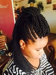 crochet hair mohawk pattern 76 best crochet braids images on pinterest hair dos corn braids