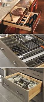 kitchen drawer organizer ideas 303 best kitchen organized drawers images on kitchen