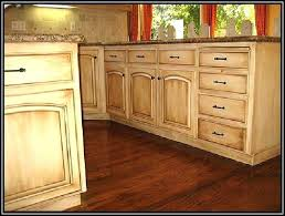 how to paint over stained cabinets staining over stain image of gel stain kitchen cabinets painted