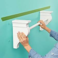 Corbels For Shelves Built In Kitchen Wall Shelf
