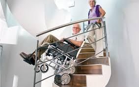 stair climber scalamobil wheelchair climbing