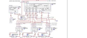 ford wiring schematic with blueprint pictures 2005 f150 wenkm com