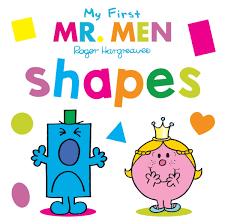 men men shapes hargreaves 9781405281744