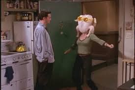 friends turkey gif find on giphy