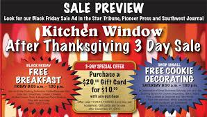 kitchen window s black friday sale preview