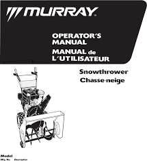 28 murry 465602x8d owners manual vintage 1976 murray 36
