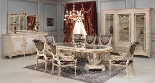 sale da pranzo classiche prezzi sala da pranzo white and gold in stile luigi xvi vimercati meda