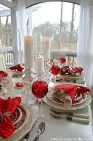 valentine dinner table decorations valentines dinner table setting dinner place setting decor