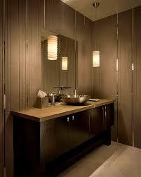 bathroom light fixtures brushed nickel modern very simple