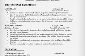 Librarian Resume Example by Sample Resume Of A Librarian Reentrycorps