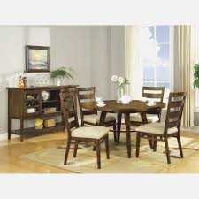 dining room awesome round table with lazy susan dining room