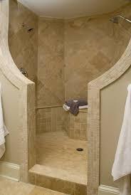 No Shower Door Glass Less No Cleaning The Shower Door Heavenly Homes