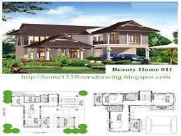tropical home floor plans
