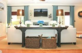 Decorating A Sofa Table The Sofa Table Myforeverhea