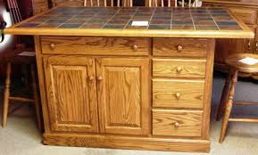 kitchen islands oak kitchen island amish traditions wv