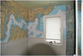 getting started nautical chart wallpaper