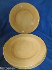 Pottery Barn Sausalito Pottery Barn Solid Pattern Dinnerware Plates Ebay