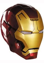 iron man helmet mark 42 iron man mask movie u0026 film masks at