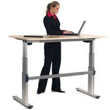 Electric Height Adjustable Computer Desk Electric Height Adjustable Desk With Desks Top Height Adjustable