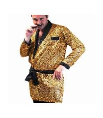 robe de chambre leopard peignoir léopard nodshop