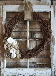Christmas Window Decorations For The Home by 30 Diy Craft Projects Using Old Vintage Windows U2013 Cute Diy Projects