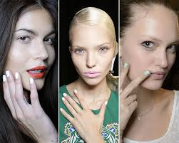 spring summer 2014 nail polish trends fashionisers