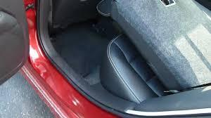 ford fusion trunk space u0026 cargo flexibility youtube