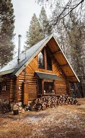 A Frame Cottage by Simple A Frame Wish I Could Stay A While Mountain Homes
