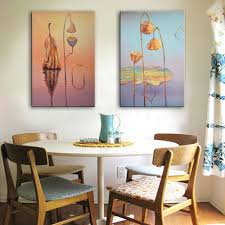 compare prices on oil painting lotus online shopping buy low