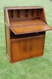 vintage bureau vintage bureau shelf cupboard by jentique ideal up cycle