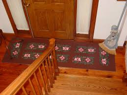 ritzy wooden door mats onescientist along with in to make more