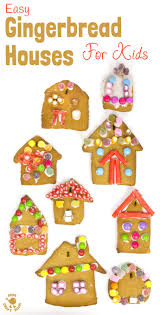 easy gingerbread house for kids kids craft room