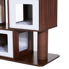Modern Cat Tree Pawhut 54