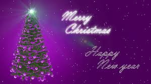 Purple Color Jingle Bells Merry Christmas Song In Purple Color Background Youtube