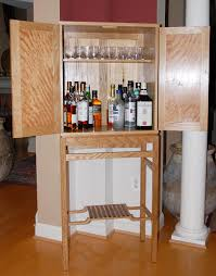 Building A Liquor Cabinet Krenov Inspired Cabinet Finewoodworking