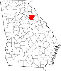 Maps Of Georgia Oglethorpe County Georgia Wikipedia