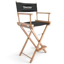 Leather Director Chair Covers Beautiful Idea Director Chair Directors Chair 3d Model High