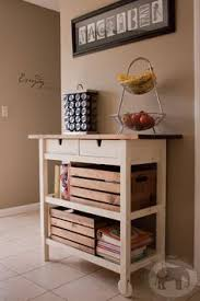 kitchen cart ideas 7 ikea hacks for your kitchen that you can actually do coffee