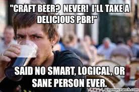 Lazy College Meme - beer