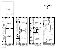 8 bedroom house floor plans sneak peek the first ever brooklyn heights designer showhouse