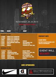 6th annual nike thanksgiving hoopfest tickets in duncanville tx