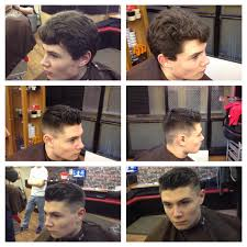 before and after men u0027s hair hair loves pinterest haircuts