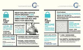 My First Job Resume by My First Job Global Shapers Community Kuala Lumpur