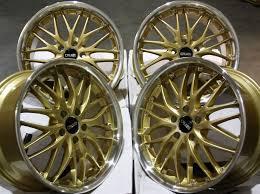 bmw e60 gold 18 gold 190 alloy wheels fit bmw e34 e39 e60 e61 f11 f10 5 6