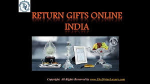 return gifts online india youtube