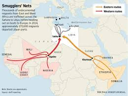 The Sahel Map Merkel U0027s Mission In Africa In The Sahel To Save The Ue And