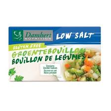 cuisine sans sel bouillon de légumes 100 végétal pauvre en sel damhert