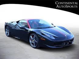 458 for sale in usa 458 italia for sale carsforsale com