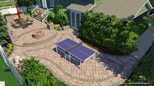 Urban Patio Ideas by Landscape Design Autumn Leaf