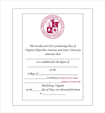 graduation announcements template sle graduation announcement template 8 free documents in pdf